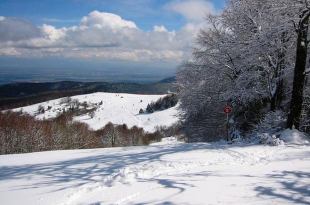 Estación de esquí de Grand Ballon