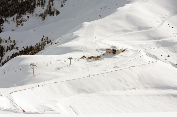 Imagen de Guzet Neige en el Ariège Pyrénées