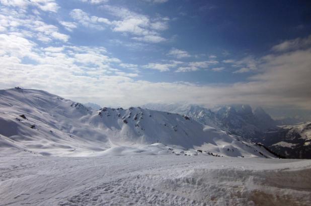 Vistas desde Haeaeggen