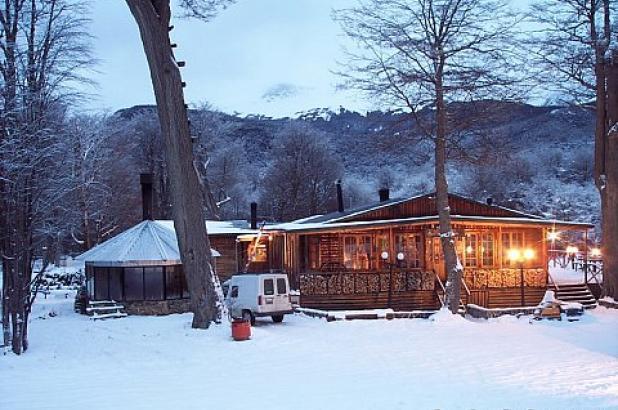 Complejo turístico e invernal Haruwen