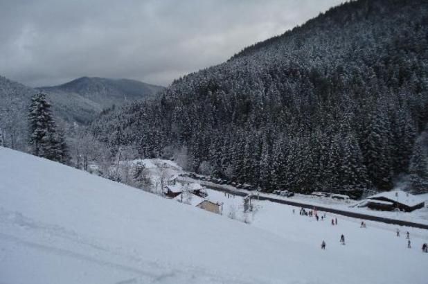 Esquí y snowboard en Hautes Navières / Le Valtin