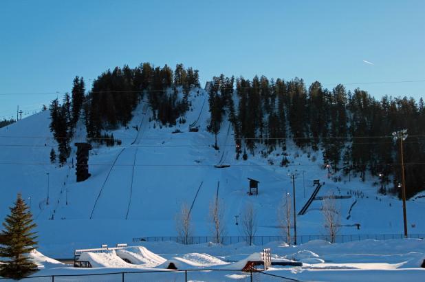 Pistas de esquí de Howelsen Hill