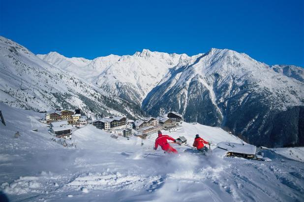 Esqui en Sólden