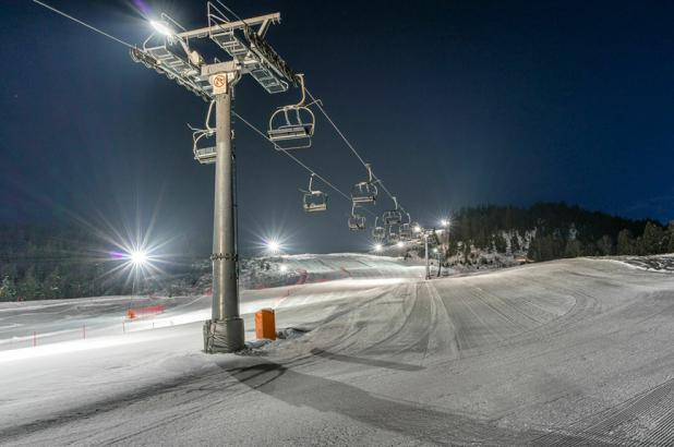 Esquí nocturno en Katzenkopf
