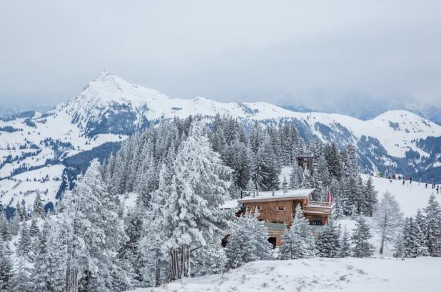 Vista de Kitzbühel