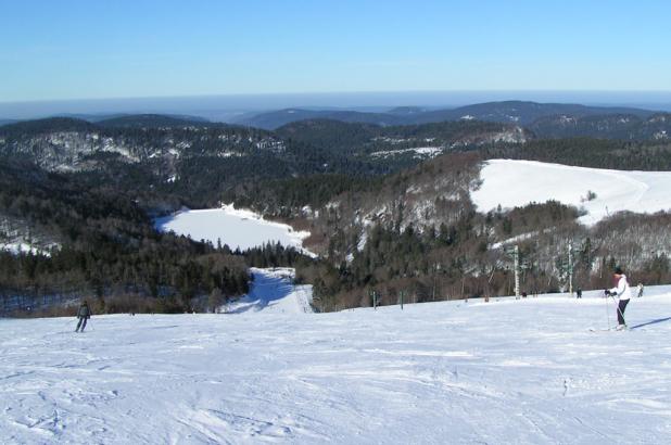 Estación de esquí de La Bresse-Lispach