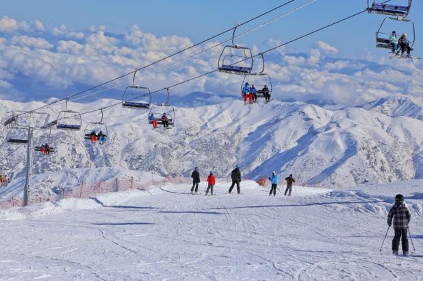 Estación de esquí de La Parva