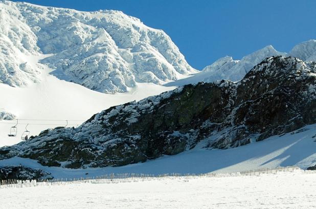 La Pinilla, pico del lobo desde el stadium. Foto de Juan Carlos Solanas