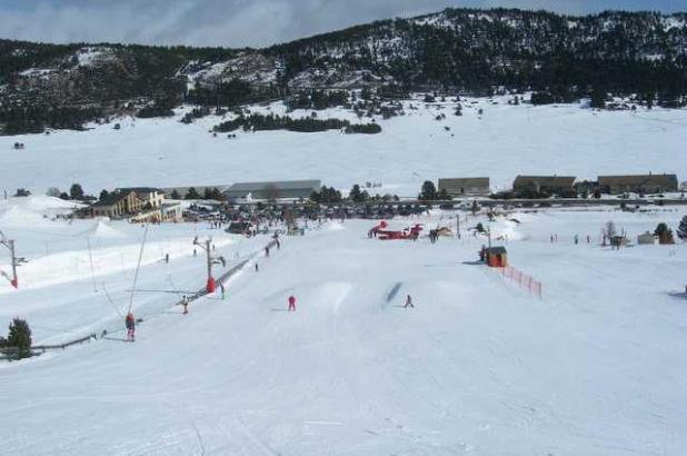 Estación de esquí de La Quillane