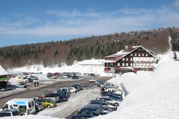 Estación de esquí de La Schlucht