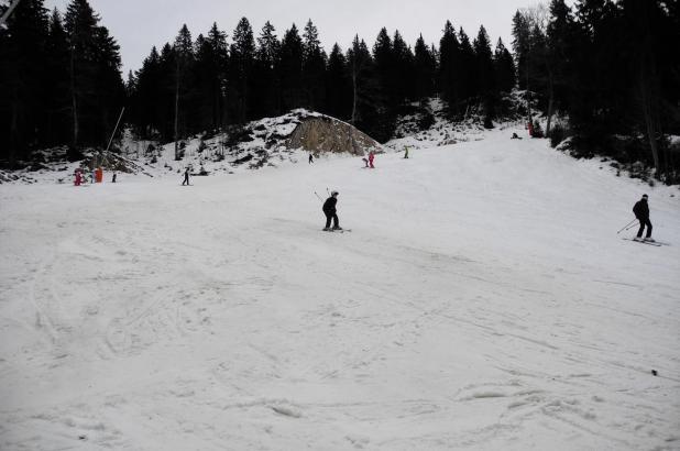 Día de esquí en L'Abbaye