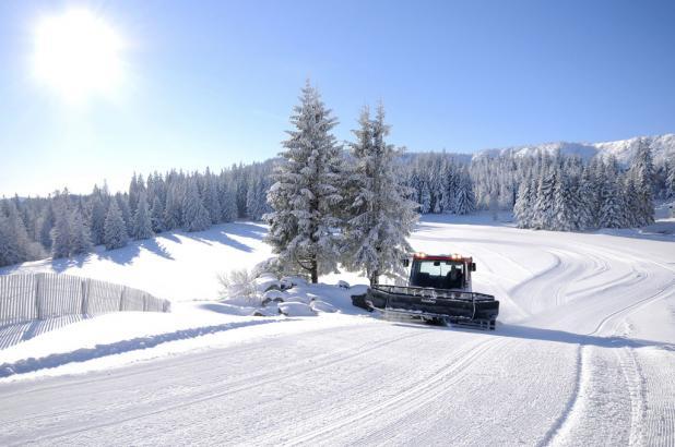 Estación de esquí de Lac Blanc