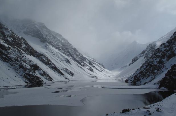 Imagen de la Laguna del Inca