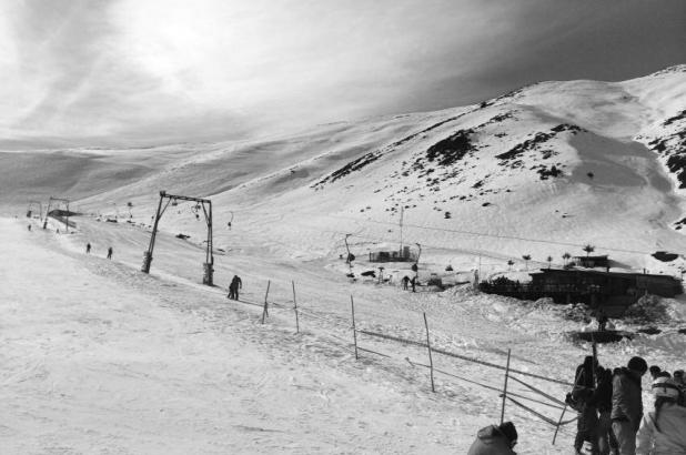 Estación de esquí de Lagunillas