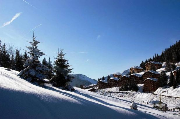 Preciosa imagen de Le Biot-Drouzin le Mont