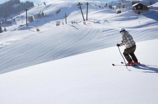 Esquí en Les Brasses