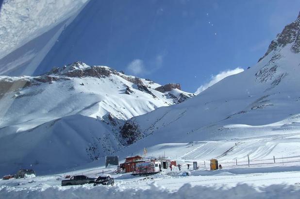 Imagen de Los Puquios en Mendoza.
