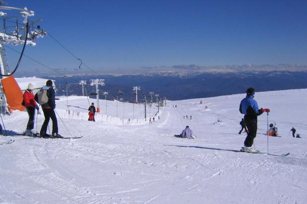 Manzaneda estación de esquí