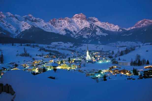 Estación de esquí de Hochkönig