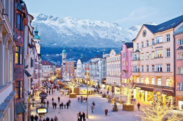 Imagen de Maria Therese Strasse en Innsbruck