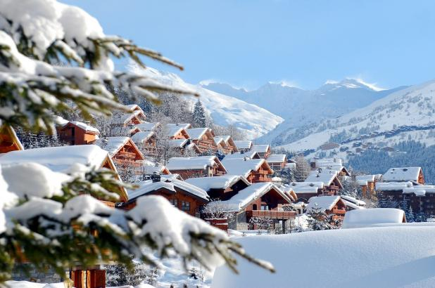 Bonita imagen de Méribel (les 3 vallées)