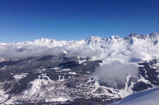 Una buena foto de Méribel (les 3 vallées)