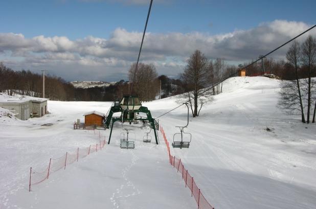 Telesilla en Monte Sirino