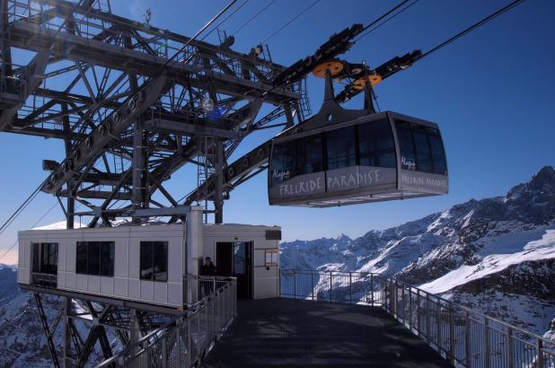 Alagna Valsesia Monterosa ski