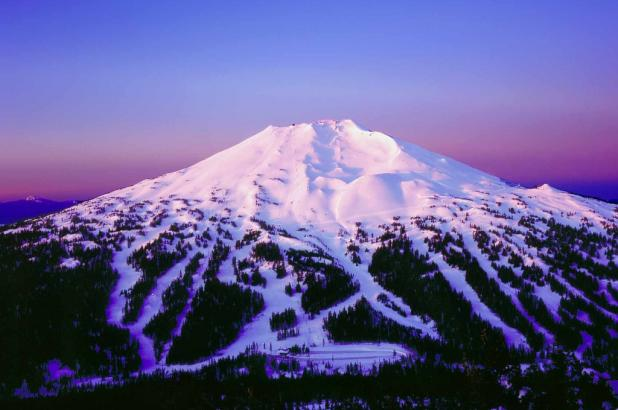 Mt. Bachelor Resort en Oregón