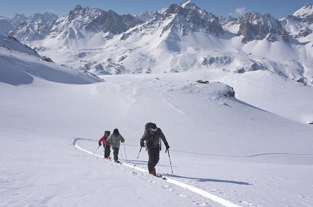 Esquí de montaña en Névache
