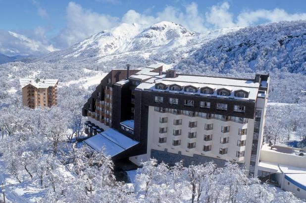 Imagen de la estación chilena de Nevados de Chillán