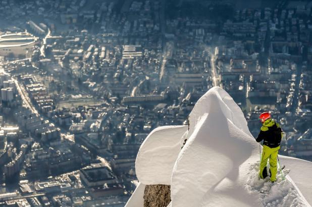 Imagen espectacular de Nordkette en Innsbruck