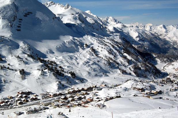 El famoso destino turístico de Obertauern