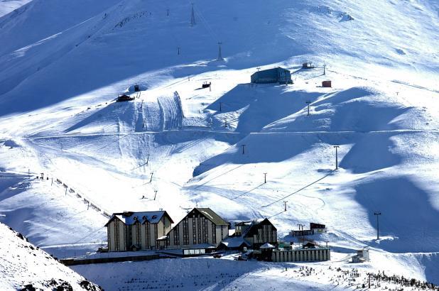 Resort esquí Palandöken