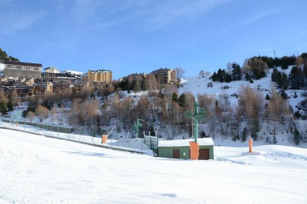 Imagen del hotel estación de esquí Parador Canaro
