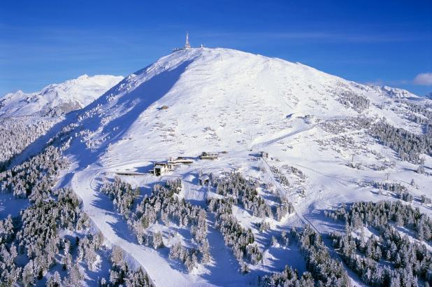 Panorama de Innsbruck/Patscherkofel