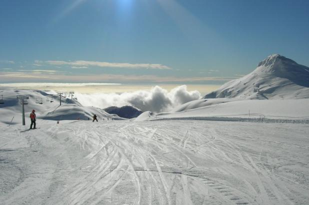 Bonito paisaje en Piancavallo