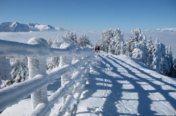 Imagen de Poiana Brasov en invierno