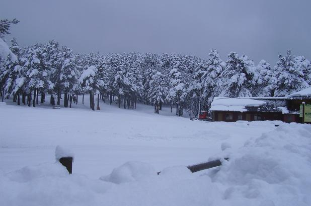 Estación de esquí Nórdico de Sant Joan de l'Erm
