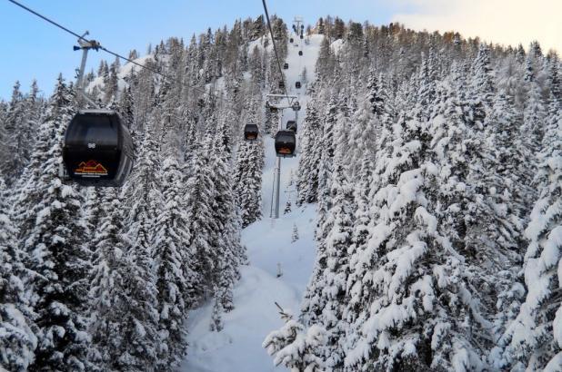 Schlick-2000 en el Tirol