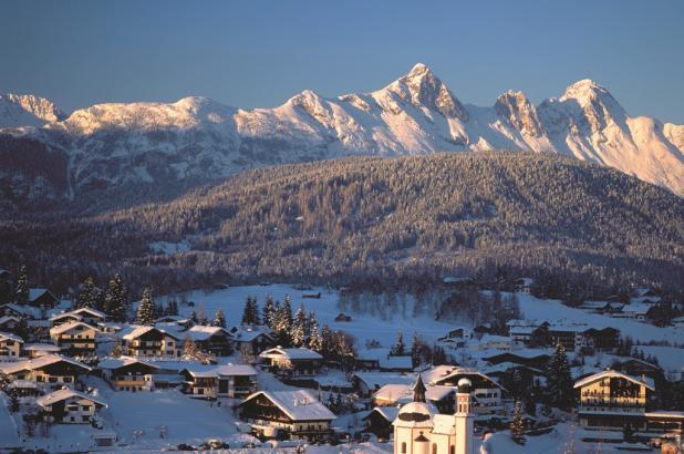 Seefeld en el Tirol