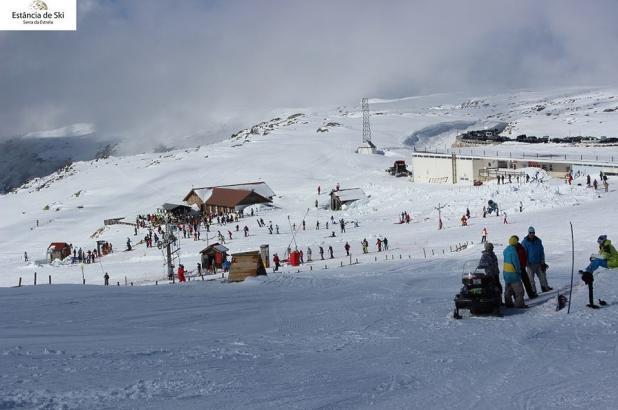 Imagen de Serra da Estrela en febrero 2014