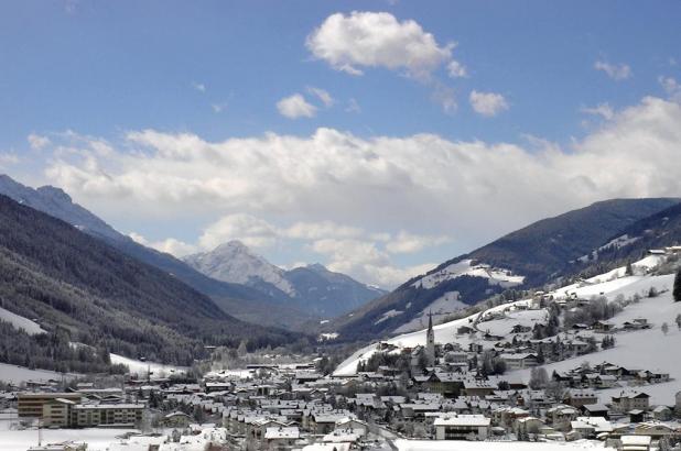 El magnífico pueblo de Sillian en el Tirol