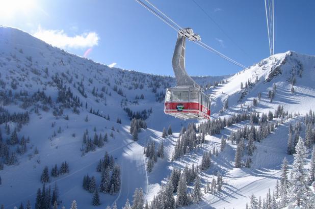 Teleférico de Snowbird