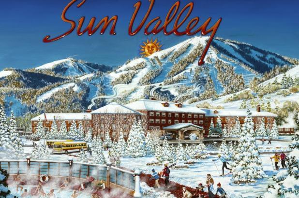 Poster de Sun Valley