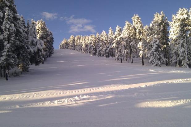 Estación de esquí nórdico de Tuixent-la Vansa