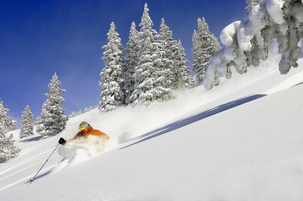 Freeride en Vail, Colorado