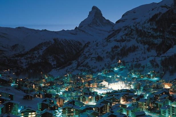 Imagen de Zermatt en el Valais suizo
