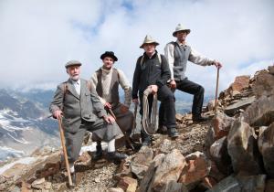 Los 150 años de la primera ascensión al mítico Piz Buin