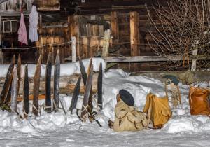 Un viaje al pasado del esquí en Kandersteg